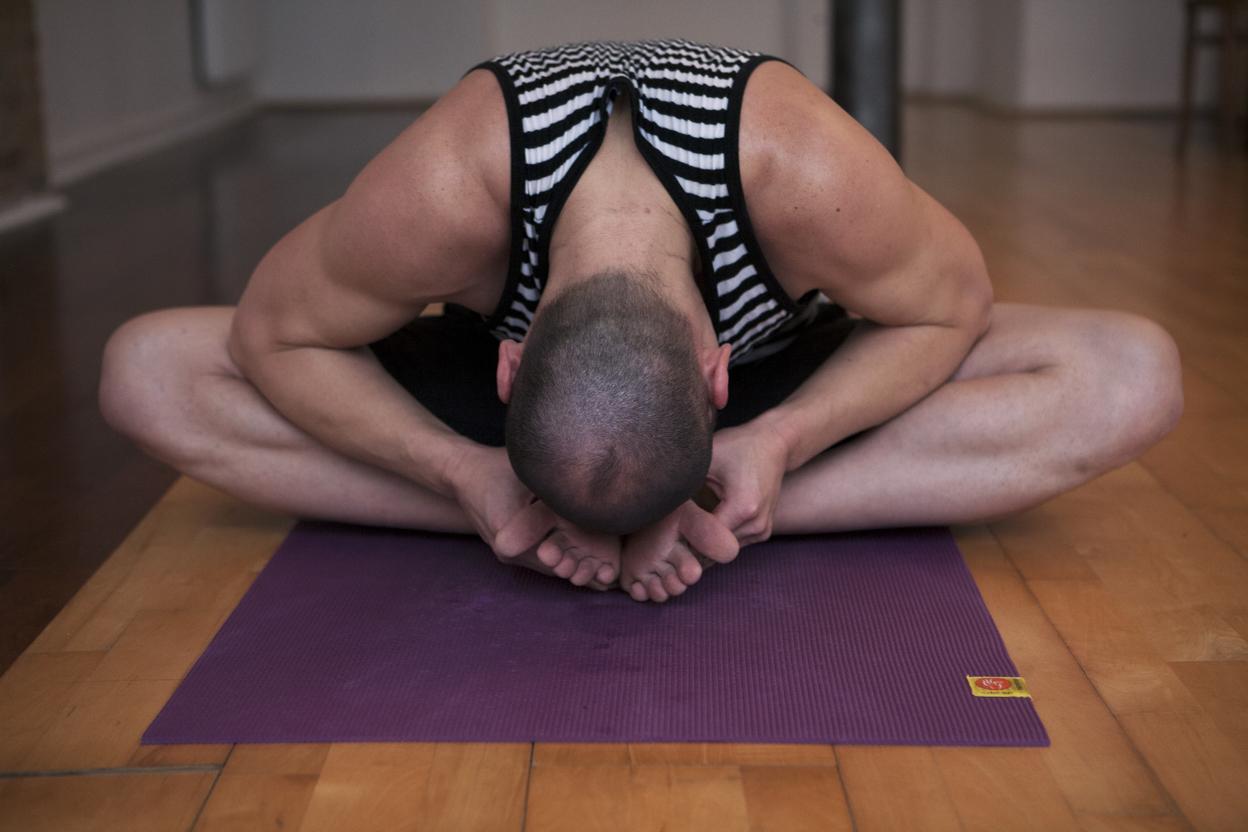 ashtanga VInyasa Yoga Son DESOUTTER