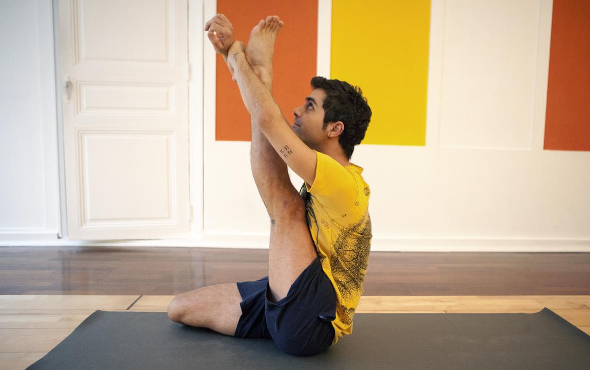 gilles isautier ashtanga vinyasa yoga